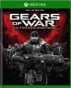 Jogo Gears of War Ultimate Edition - Xbox One Mídia Física