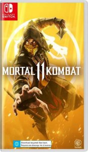 Jogo Mortal Kombat 11 - Nintendo Switch Usado