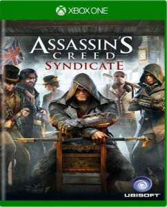Jogo Assassin's Creed Syndicate - Xbox One Mídia Usado