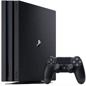 Sony PlayStation 4 Pro CUH-71 1TB Standard Preto Usado