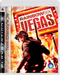 Jogo Rainbow Six Vegas - Ps3 Mídia Física Usado