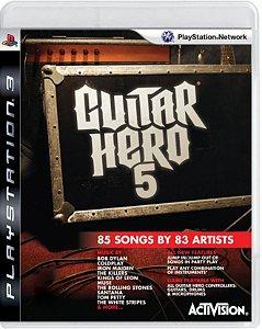 Jogo Guitar Hero 5 - PS3 Usado