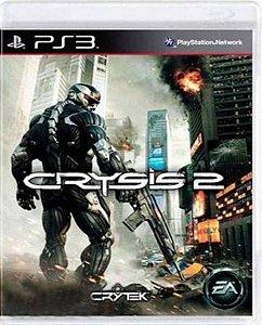 Jogo Crysis 2 - Ps3 Mídia Física Usado