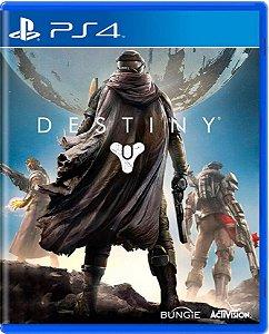 Jogo Destiny - Ps4 Mídia Física Usado