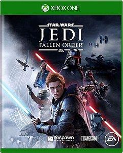 Jogo Star Wars - Jedi Fallen Order -  Xbox One Física Usado