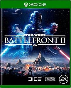 Jogo Star Wars Battlefront 2 - Xbox One Mídia Física Usado