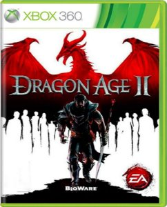 Jogo Dragon Age 2 - Xbox 360 Mídia Física Usado