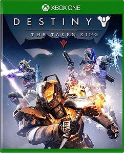 Jogo Destiny The Taken King - Xbox One Mídia Física Usado