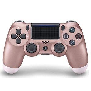 Controle Original Sony Rose Gold - PS4 Usado