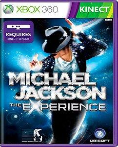 Jogo Michael Jackson The Experience - Xbox 360 Mídia Física Usado
