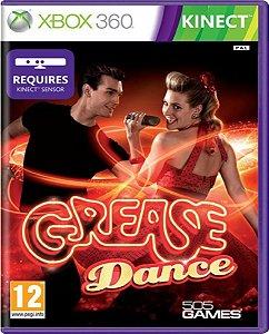 Jogo Grease Dance - Xbox 360 Mídia Física Usado