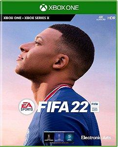Jogo Fifa 22 - Xbox One Mídia Física