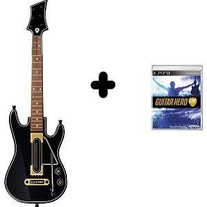 Guitarra Guitar Hero Live - PS3 Usado