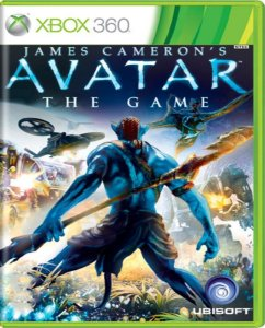 Jogo Avatar The Game - Xbox 360 Mídia Física Usado