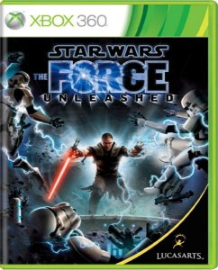 Jogo Star Wars The Force Unleashed - Xbox 360 Usado