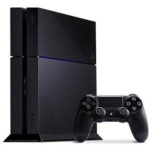 Sony Playstation 4 2TB Standard Jet Black Seminovo
