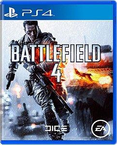 Jogo Battlefield 4 - Ps4 Mídia Física Usado