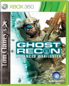Jogo Ghost Recon Advanced Warfighter  Xbox 360 Física Usado