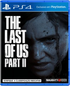 Jogo The Last Of Us Part 2 - Ps4 Mídia Física