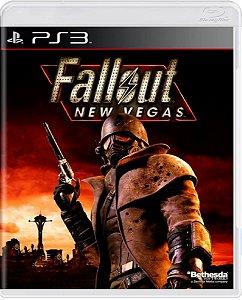 Jogo Fallout New Vegas - Ps3 Mídia Física Usado