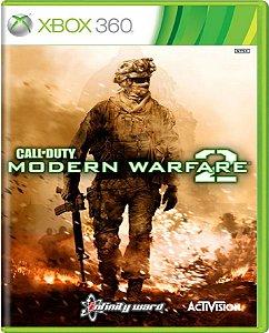 Jogo Call of Duty Modern Warfare 2 - Xbox 360 Física