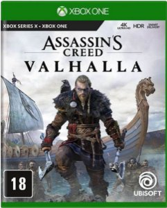 Jogo Assassin´s Creed Valhalla - Xbox One Física