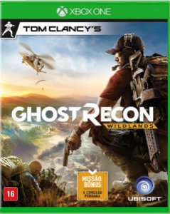 Jogo Ghost Recon Wildlands - Xbox One Mídia Física Usado