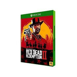Jogo Red Dead Redemption 2 - Xbox One Mídia Física Usado