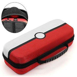 Case Bolsa Bag Estojo De Viagem Proteção Nintendo Switch Pokemon