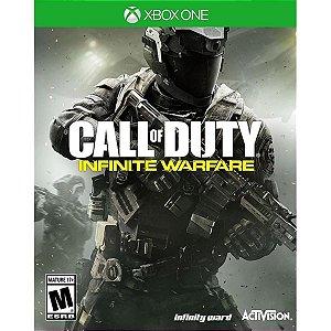 Jogo Call of Duty Infinite Warfare - Xbox One Mídia Usado
