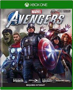 Marvel's Avengers - Xbox One Mídia Física