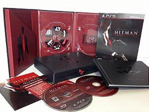 Jogo Hitman Absolution Professional Edition - Ps3 Usado