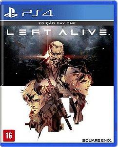 Jogo Left Alive Edição Day One - PS4 Mídia Física Usado