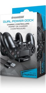 Dual Charge Dock Dreamgear - Ps4