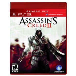 Jogo Assassin's Creed 2 Greatest Hits Ps3 Mídia Física Usado