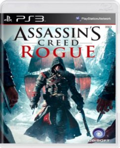 Jogo Assassin's Creed Rogue - Ps3 Mídia Física Usado