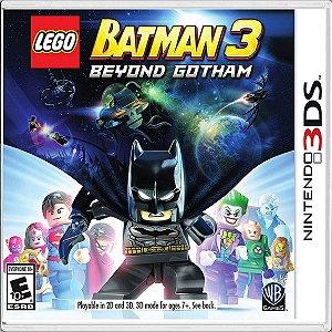 Jogo Batman 3 Beyond Gotham - Nintendo 3DS Usado
