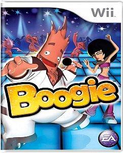 Jogo Boogie - Wii Mídia Física Usado