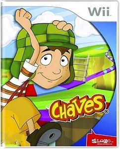 Jogo Chaves - Nintendo Wii Mídia Física Usado