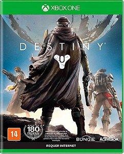 Jogo Destiny - Xbox One Mídia Física Usado