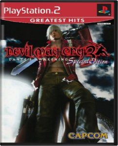 Jogo Devil May Cry 3 Special Edition - PS2 Mídia Física Usado