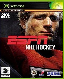 Jogo ESPN NHL Hockey - Xbox Mídia Física Usado