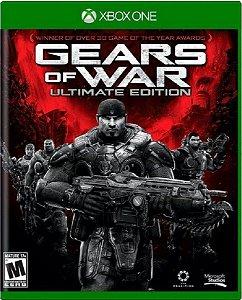 Jogo Gears of War Ultimate Edition - Xbox One Mídia Usado