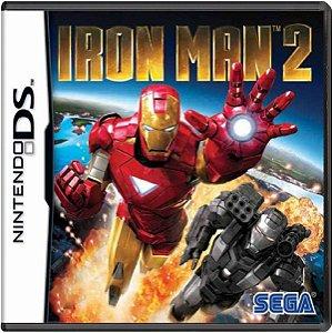 Jogo Iron Man 2 - Nintendo DS Usado