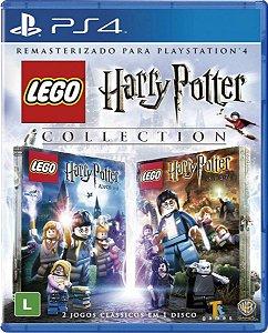 Jogo Lego Harry Potter Collection - PS4 Mídia Física
