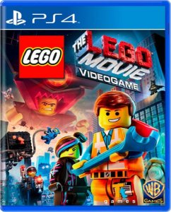 Jogo Lego The Lego Movie Video Game - Ps4 Mídia Física