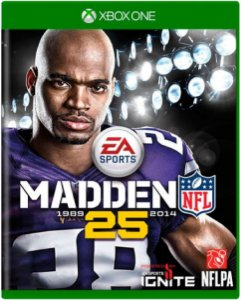 Jogo Madden NFL 25 - Xbox One Mídia Física Usado