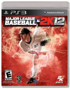 Jogo Major League Baseball 2K12 - Ps3 Mídia Física Usado
