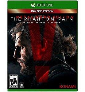 Jogo Metal Gear Solid V The Phantom Xbox One Física Usado