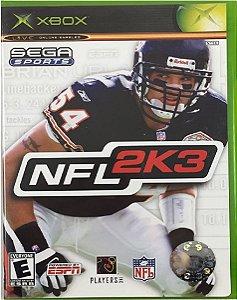 Jogo NFL 2K3 - Xbox Mídia Física Usado